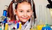 Wanna Get filles dans la science?  Essayez de dire des histoires au coucher sur la science