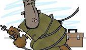 I comme un personnage de dessin animé - des idées pour écrire des histoires drôles courtes