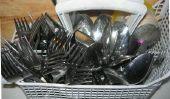 Pourquoi exige un sel de lave-vaisselle?  - Une explication