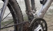 Clean vélo - si bien réussi les deux-roues Nettoyage de printemps