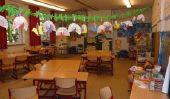 Instructions de montage Playmobil école