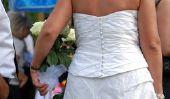 Coudre robe en mousseline de soie pour le mariage lui-même - un guide