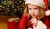 Faire des fêtes de Noël pour les enfants de fête