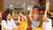 Anglais pour les enfants de la maternelle - Avantages et inconvénients