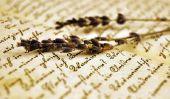 Apprendre la calligraphie - si vous arrivez à la belle écriture