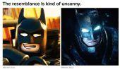 Le «Batman vs Superman« remorque fuite et il est assez intense