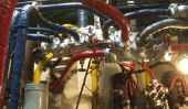 Comment fonctionne un moteur à vapeur?