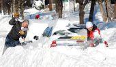 D'hiver de 2010 en images