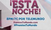Premios Tu Mundo 2014 Awards Show Preview: Où voir, What to Expect au prochain salon