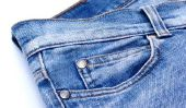 Retirer tache de sang à partir de jeans - donc nettoyer vos vêtements