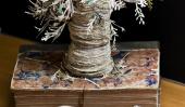 Sculptures de papier magiques de la «Bibliothèque fantôme» [Photos]