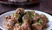 9 étonnants Meatball Recettes