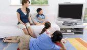 Jouets - Watch alphabétisés des médias publicitaires avec les enfants