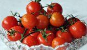La purée de tomate - donc fonctionne sur la production