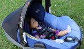 Maxi Cosi Prezi examen du siège d'auto pour bébé