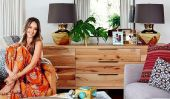 Cherchez Moins: Jessica Alba Master Bedroom
