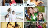 10 mamans partager ce qu'ils sont reconnaissants pour