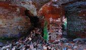 Retirer le salpêtre dans le sous-sol de sorte que vous éliminez les causes