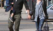 Alerte Famille mignonne: Eric Dane et Rebecca Gayheart avec Billie!  (Photos)