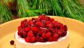 Dernière Minute Apéritif Pour Noël: Tueur Cranberry Sauce Sandy Plus de Brie
