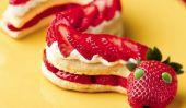 Délicieux Strawberry Shortcake Serpent