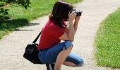 Photographe indépendant - de sorte que vous pouvez construire une base de clientèle à