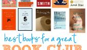 Meilleurs livres pour une discussion Great Book Club
