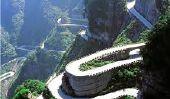 Top 10 routes les plus dangereuses dans le monde