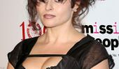 Helena Bonham Carter Goes Goth au Cercle Film Awards des critiques de Londres