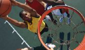 Basketball - jetant technique