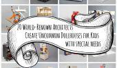 REGARDEZ: 20 renommée mondiale Architectes Créer Uncommon Dollhouses pour les enfants ayant des besoins spéciaux