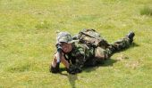 Re-entrée dans l'armée - qui est observé