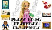 20 Cadeaux Priss-libres pour acheter votre Kid Princess-aimant