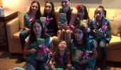 HG Exclusif: les rêves Thin Mint Nos amis de Girl Scout fait Katy Perry viennent vrai!