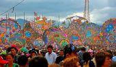 Guatemala Communique avec les morts par de renommée mondiale, Colorful Kite Festival à la Toussaint (Dia de Todos Santos) [VIDEO]