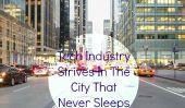 Tech Industry est en plein essor dans la ville qui ne dort jamais