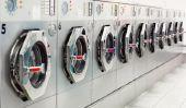 Alignez machine à laver - qui est observé