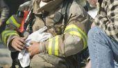 Ce qui est plus chaud qu'un pompier sauvetage d'un chaton?