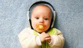 Une étude montre que les bébés aiment la musique;  il est apaisant et favorise la santé