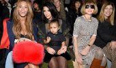 Nord-Ouest bébé Photos 2015: Kim Kardashian Pense Censément Banning Nori De défilés de mode, événements seraient discrimination