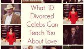 Qu'est-ce que les célébrités les plus Divorcé Know About Love