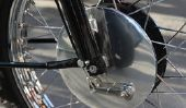 KTM SX 65 - Pour changer les joints d'étanchéité de la moto