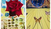 Le travail de l'art espagnol Icône Salvador Dali présenté dans une nouvelle exposition à Cuba, NYC