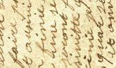 Que révèle l'écriture - vous interprétez manuscrits