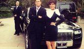 Actions Jenner Bruce New Instagram photos de la famille Kardashian