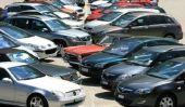 Parking - les dimensions des espaces pour être au courant