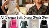 15 robes parfaites Betty Draper pour Halloween