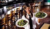 Ce qui fait une bonne serveuse?  - Pour gérer l'entrevue d'emploi dans la restauration