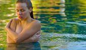 Thermique sans chlore - de sorte que vous protégez votre peau