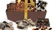 Top 10 des paniers-cadeaux de chocolat les plus populaires